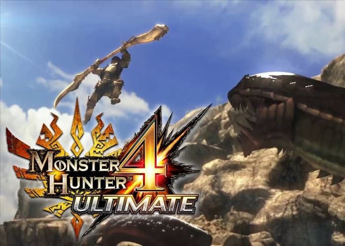 Monster Hunter 4 Ultimate Demo