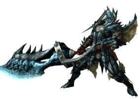 Monster Hunter 4 Ultimate espada larga