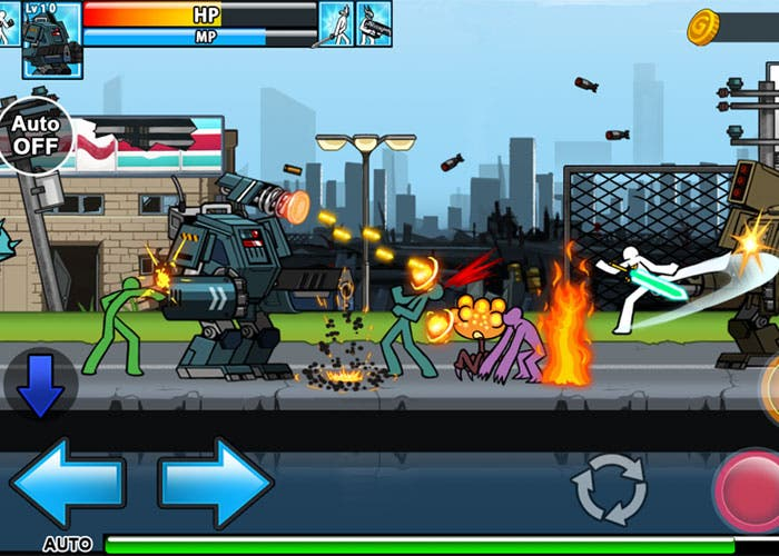 Consigue Anger Of Stick 4 Reboot Para Ios Y Android