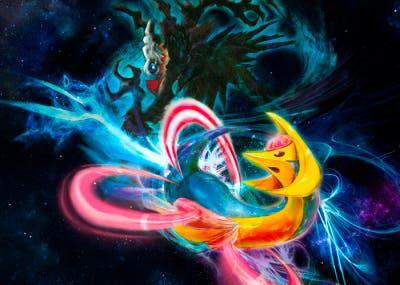 Cresselia, Pokémon legendario de Pokémon Rubí Omega y Pokémon Zafiro Alfa