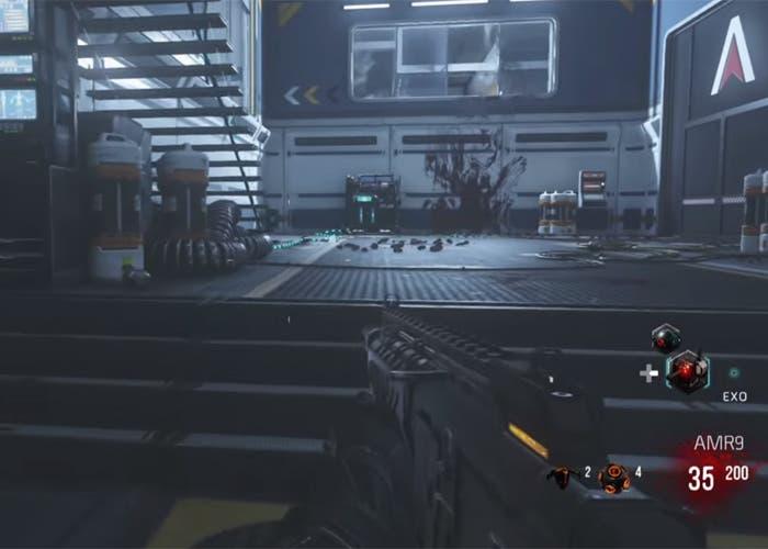 Exo Zombis Call of Duty Advanced Warfare