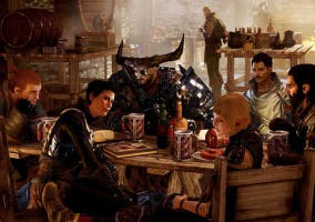Compañeros Dragon Age Inquisition