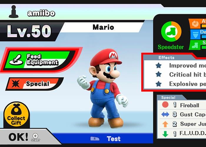 5 Martillos Mario Super Smash Bros U