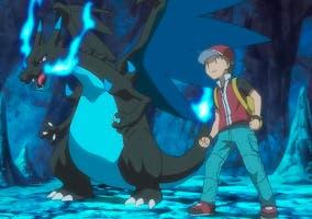 MegaCharizard y Charizardita X e Y en Pokémon Rubí Omega y Zafiro Alfa