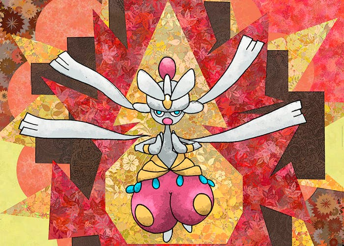 Megamedicham y medichamita en Pokémon Rubí Omega y Pokémon Zafiro Alfa