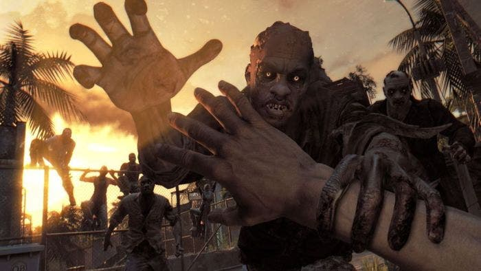 Imagen de un zombie atacando