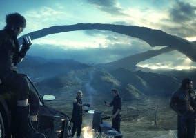 Final Fantasy XV trailer demo