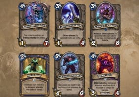 Hearthstone cartas arrabal militar