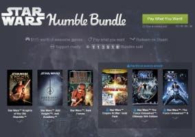 Humble Bundle Star wars