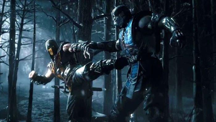Imagen de una pelea