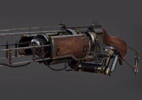 Detalle de arma
