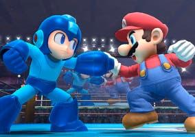 Super Smash Bros U Mario Mega-Man conseguir todos movimientos especiales