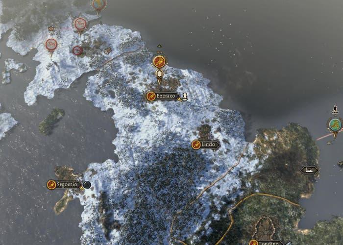Total War Attila Britania