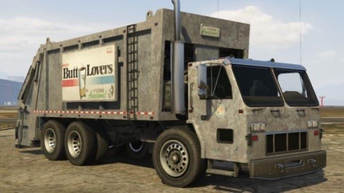 Camion de basura