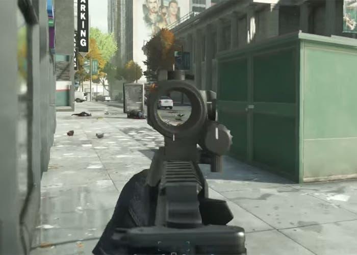 Battlefield Hardline M416