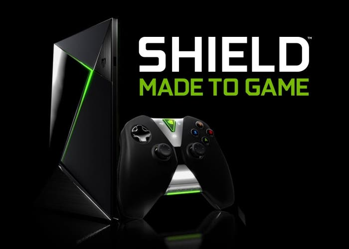 Nvidia Shield android tv poster