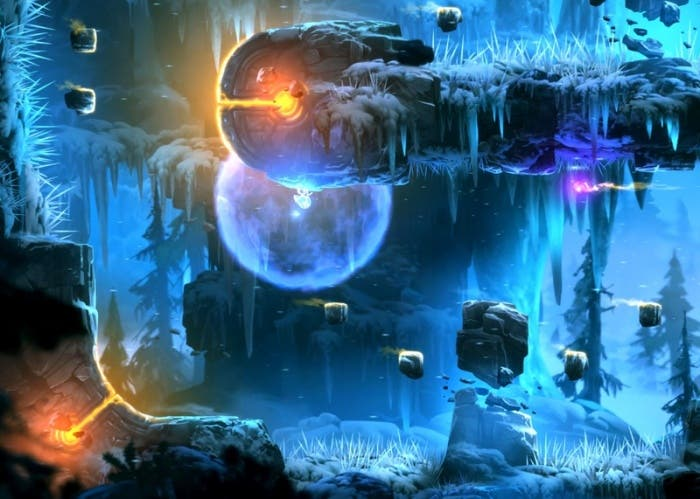 Gameplay de Ori and the Blind Forest