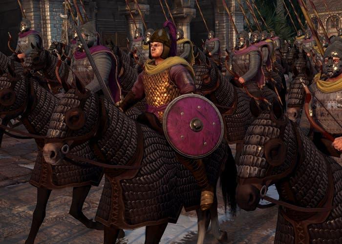 Clibanarii Total War Attila