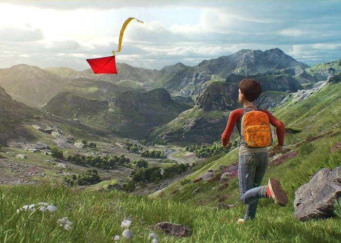 Unreal Engine 4 Demo Kite