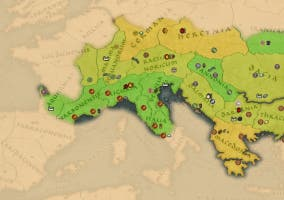 Total War Attila fertilidad
