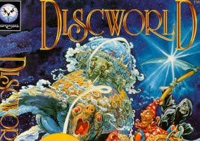 Mundodisco Discworld portada cover PC