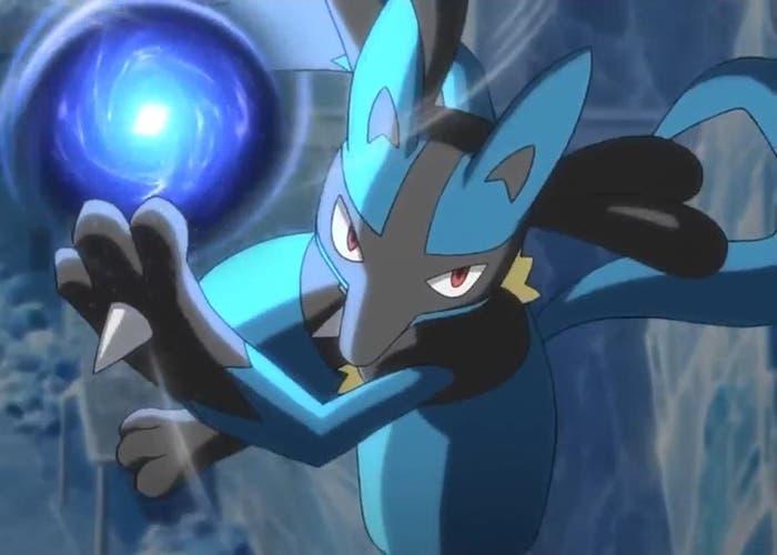 Mega-Lucario Pokémon Shuffle evento