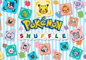 Pokemon Shuffle portada primera contraseña