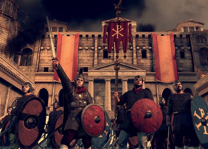Roma Occidente Attila Total War