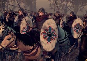 Total War Attila Visigodos