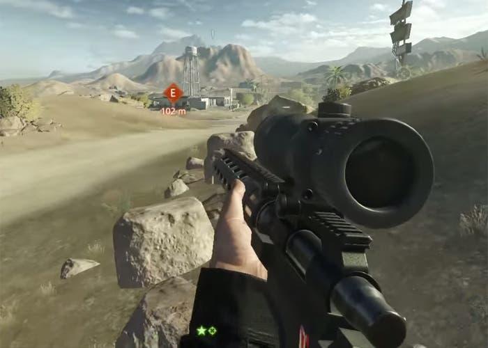 Battlefield Hardline 300 knockout