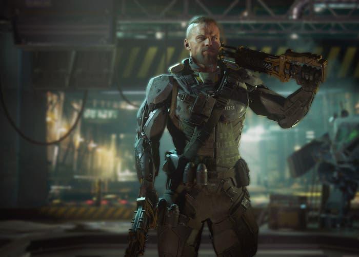 CoD Black Ops III Especialista Ruina