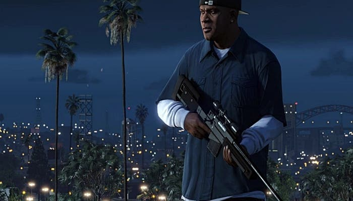 Gameplay de GTA V en PC
