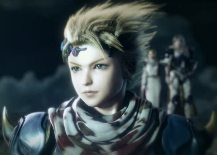 Final Fantasy IV The After Years 3D lanzamiento
