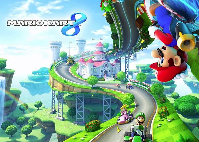 Mario Kart 8 200cc y trajes