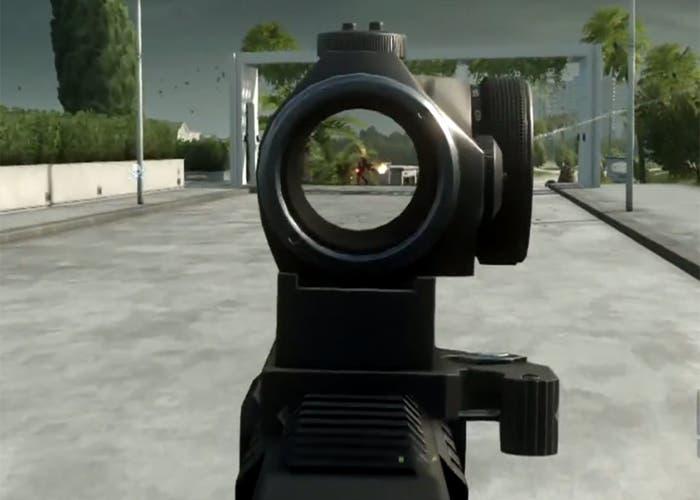 Battlefield Hardline MPX