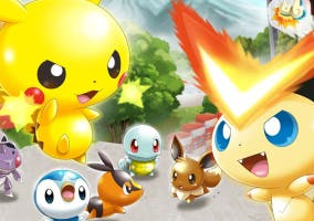 Pokémon Rumble World código descarga