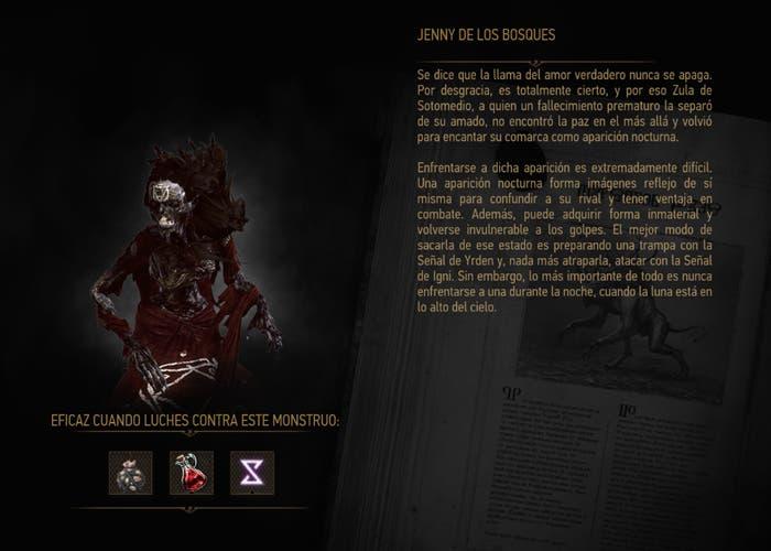 The Witcher 3 Jenny