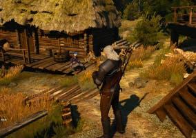 The Witcher 3 aldea