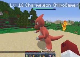 Charmeleon Minecraft Pixelmon