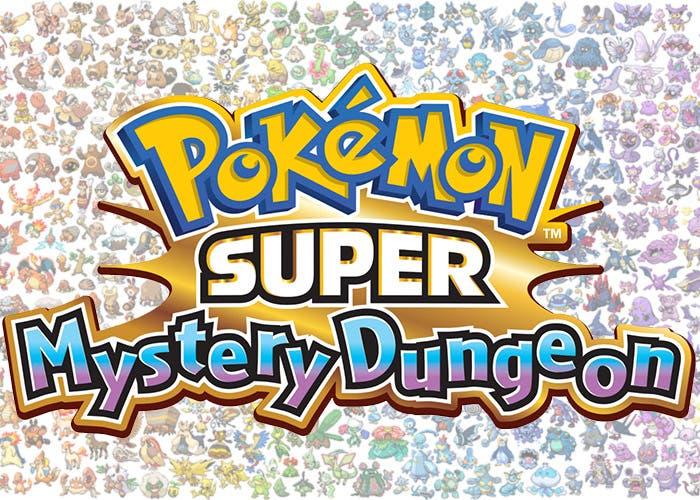 Pokémon Mundo Megamisterioso logo