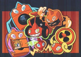 Rotom Pokémon Shuffle familia evento
