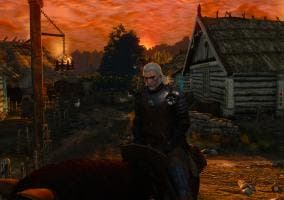 The Witcher 3 Afueras Novigrado