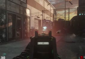 Call of Duty Advanced Warfare Zombies Infected