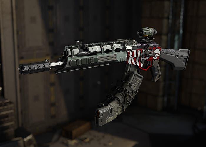 Ark - 7 Black Ops III