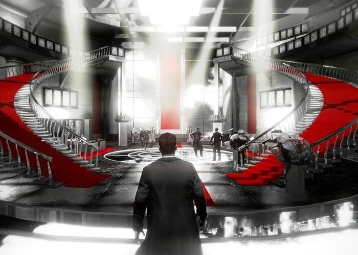 Imagen in-game de Blues & Bullets