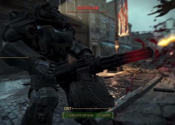 Fallout 4 armadura