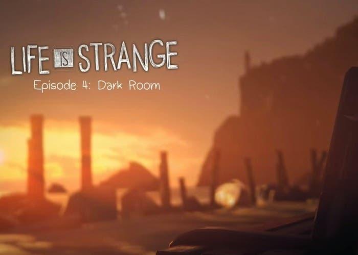 Life is Strange Dark Room