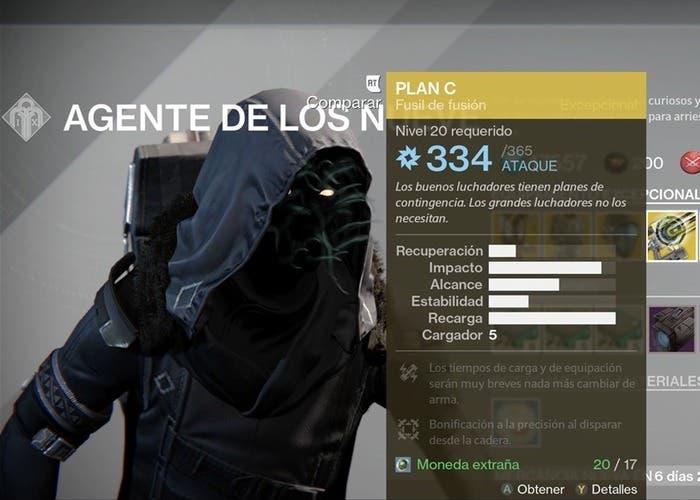 Destiny Xûr 28 agosto