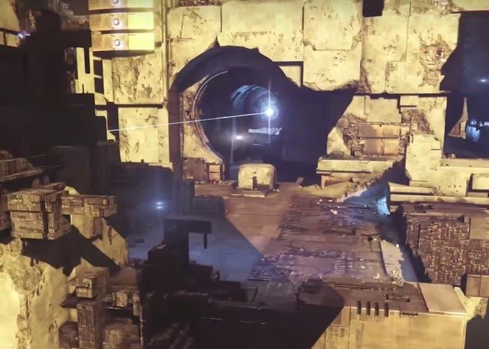Destiny mapa crisol vertigo
