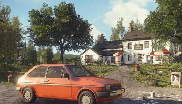 Gameplay de Everybody's Gone to the Rapture